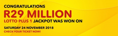 """82 year old Pretoria """"Oupa"""" is one of the latest LOTTO millionaires!"""